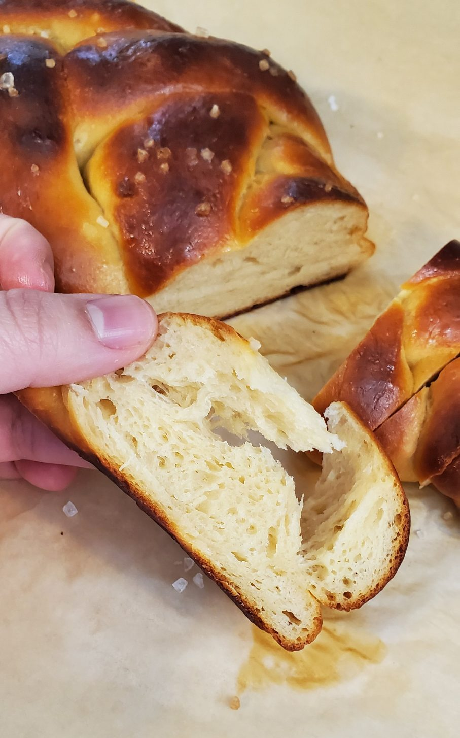 Low Carb Brioche