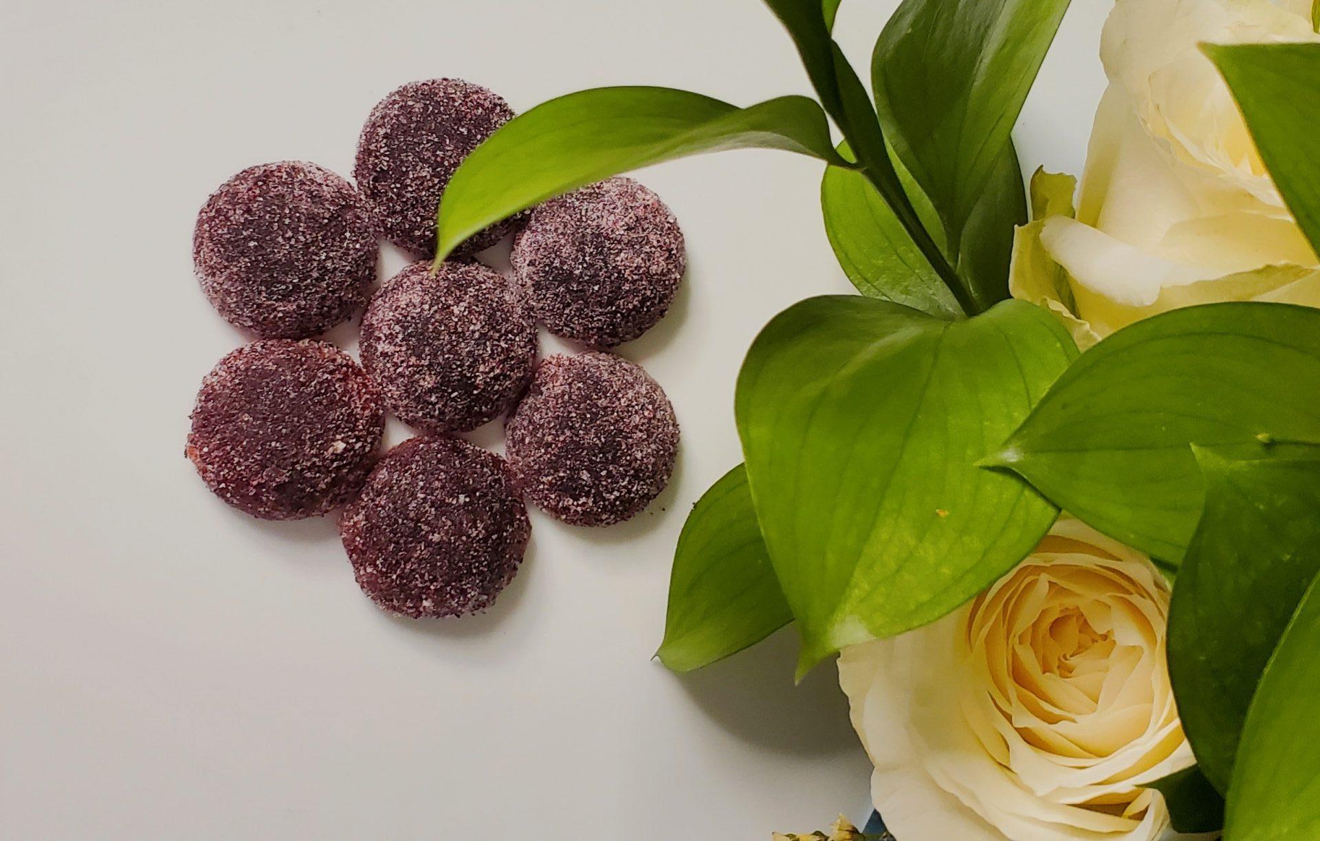 Sugar Free Sour Cherry Gummies